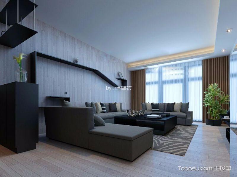 简约风格172平米复式室内装修效果图