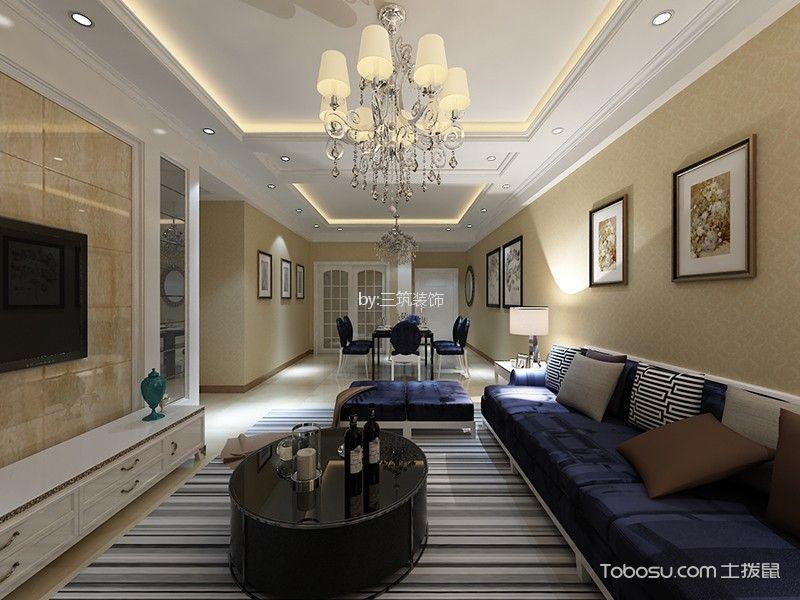 现代简约U乐国际100平米三室两厅新房u乐娱乐平台优乐娱乐官网欢迎您
