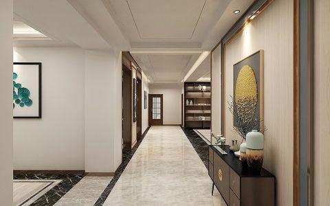 玄关走廊简中风格装饰效果图