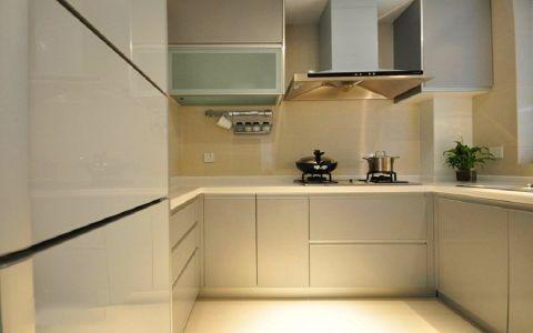 厨房简约风格装修图片