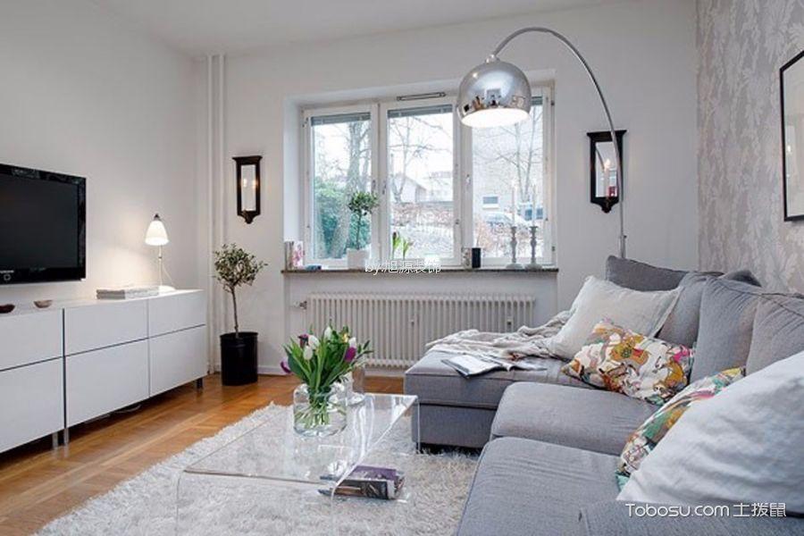 2021韩式90平米装饰设计 2021韩式三居室装修设计图片