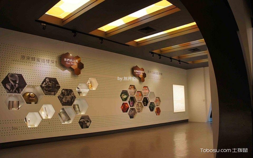 宜蘭蜂采館展览空间照片墙展厅装修图片