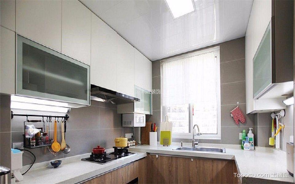 2019简单厨房装修图 2019简单吊顶设计图片