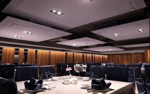 桃园福宴馆餐厅空间茶餐厅装修效果图
