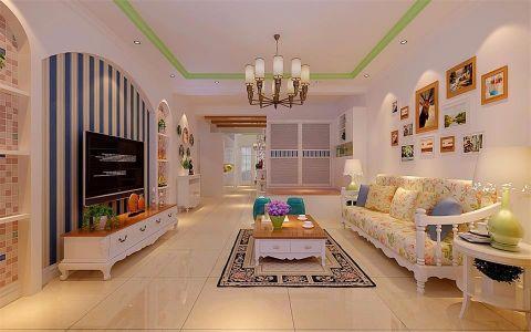 干净客厅装饰设计
