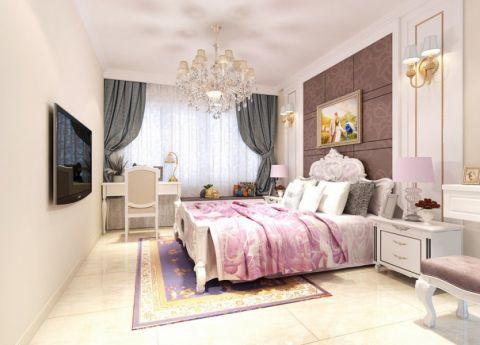 欧式风格168平米套房室内装修效果图