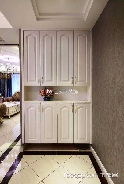 欧式风格152平米套房新房装修效果图