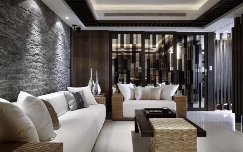 新古典风格148平米四室两厅新房装修效果图