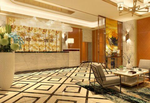 杭州西溪华都商务酒店装修效果图