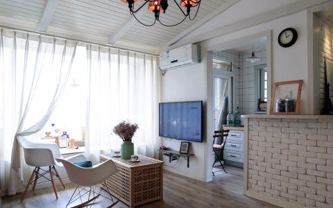 客厅窗帘欧式风格装饰效果图