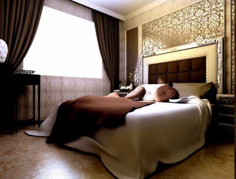 卧室窗台现代简约风格装修图片