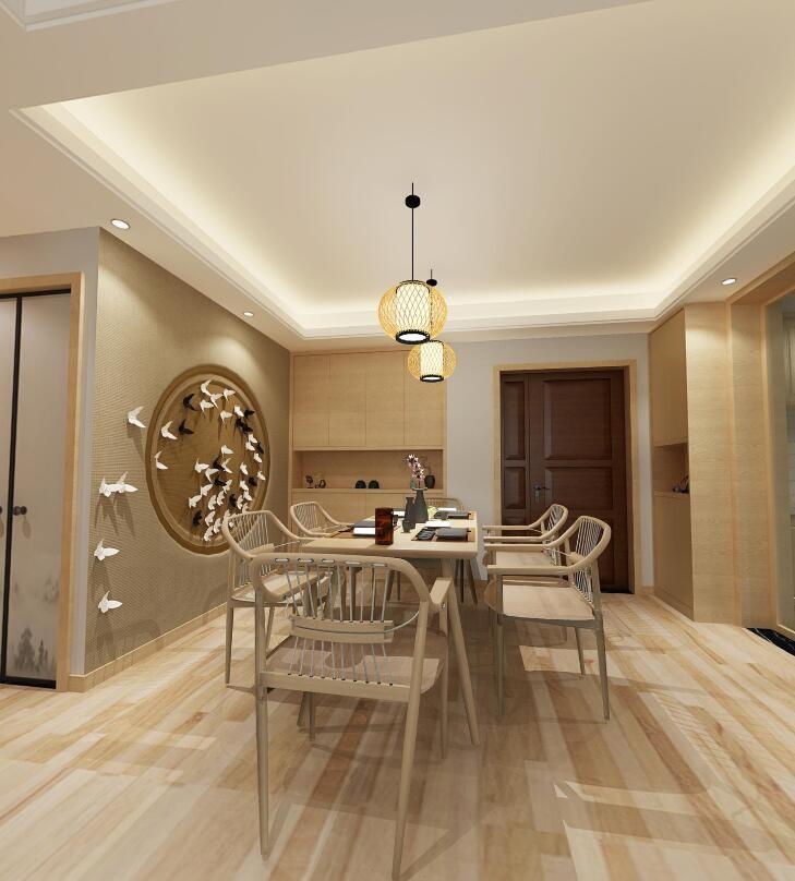 3室2卫2厅日式风格