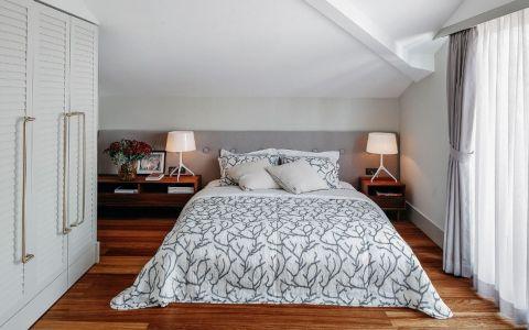 卧室推拉门现代风格装饰图片