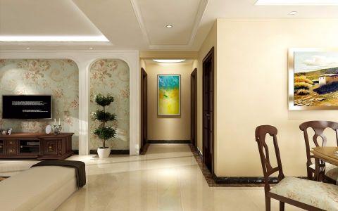 精雕细刻客厅设计效果图