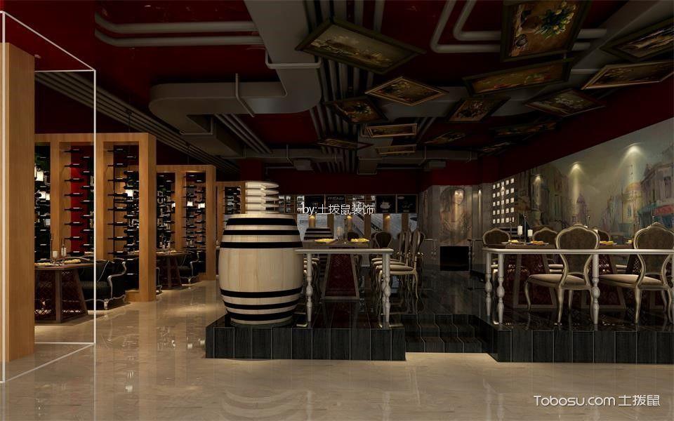 哈尔滨万达哈麦德啤酒屋室内就餐区装修图片