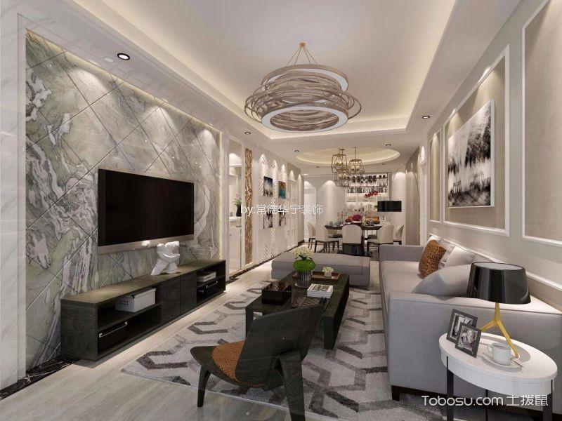 简欧风格140平米套房新房装修效果图