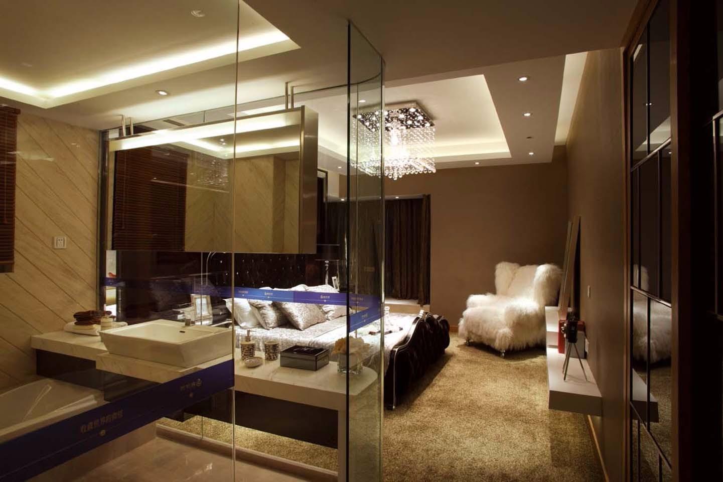 3室1卫2厅106平米新古典风格