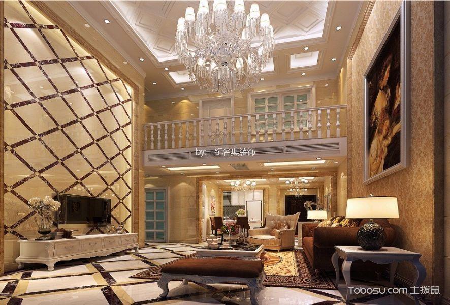 中海康城简欧设计效果案例