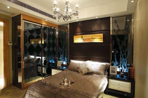 卧室吊顶新古典风格装潢图片