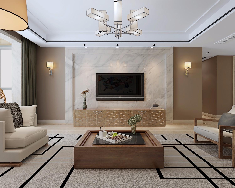 3室2卫2厅156平米现代简约风格
