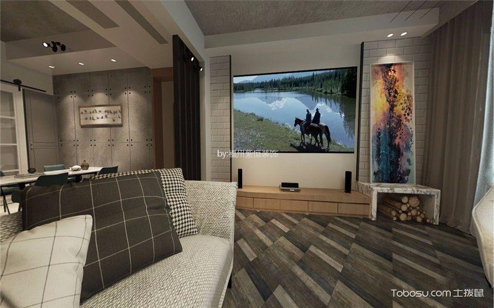 2020经典150平米效果图 2020经典四居室装修图