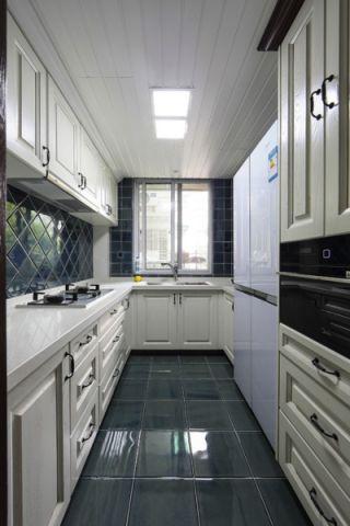 厨房吊顶新古典风格装修设计图片