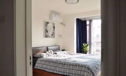 现代简约风格89平米公寓新房装修效果图
