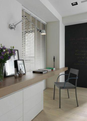 书房地板砖现代风格装修图片