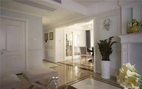 客厅地砖中式风格装修设计图片
