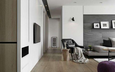 客厅照片墙北欧风格装饰效果图