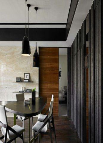 餐厅吊顶现代风格装修效果图