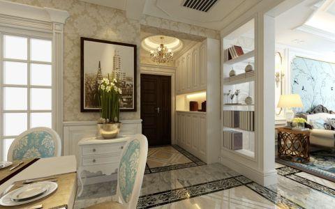 玄关吊顶欧式风格装修设计图片
