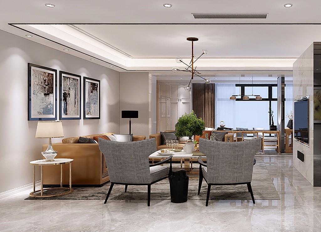 4室4卫3厅现代风格