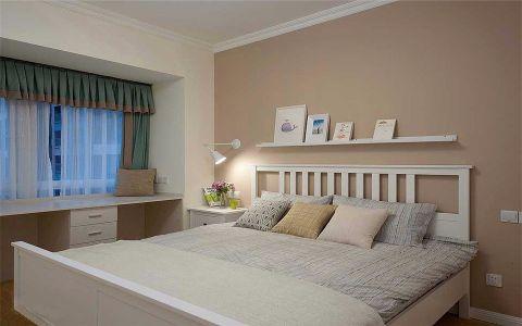 卧室飘窗简约风格装潢效果图