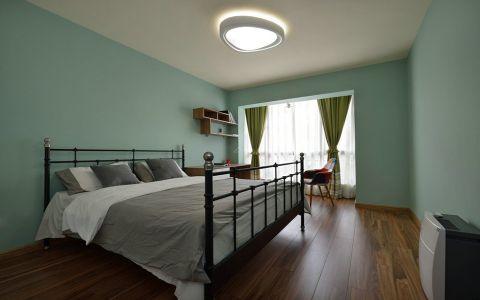 盛锦国际133平现代简约风格套房装修效果图