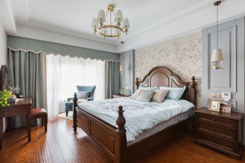 2019现代欧式卧室装修设计图片 2019现代欧式床装修效果图片