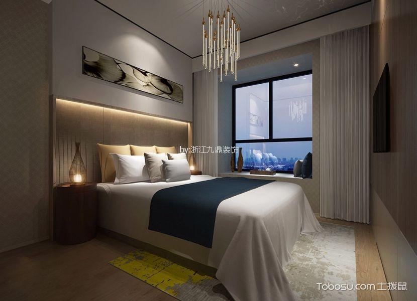 成都珠江青云台120平米现代风格效果图