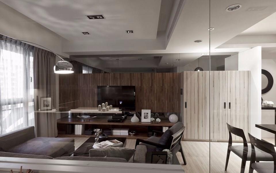 3室2卫2厅113平米现代简约风格