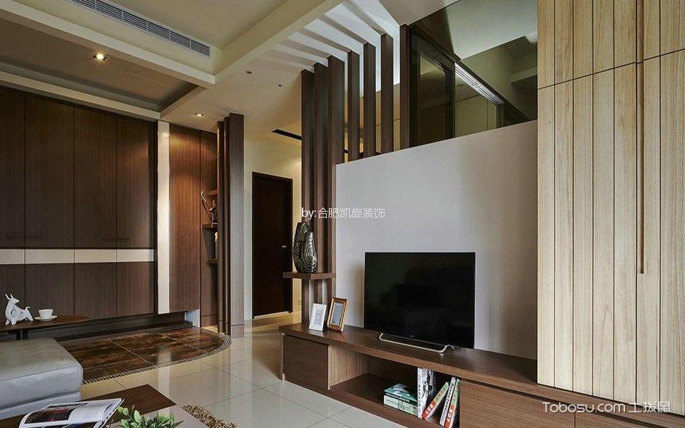 2021韩式110平米装修设计 2021韩式三居室装修设计图片