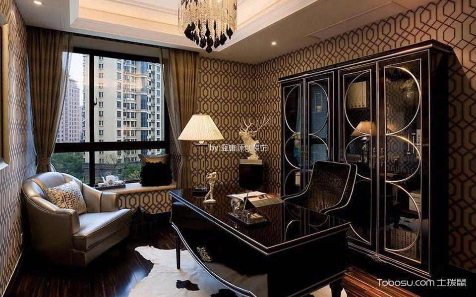 2020古典150平米效果图 2020古典三居室装修设计图片