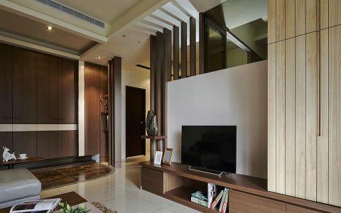2019韩式110平米装修设计 2019韩式三居室装修设计图片