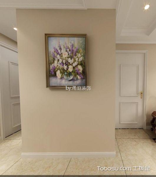 宁波兴乐佳苑105平米现代欧式风格效果图