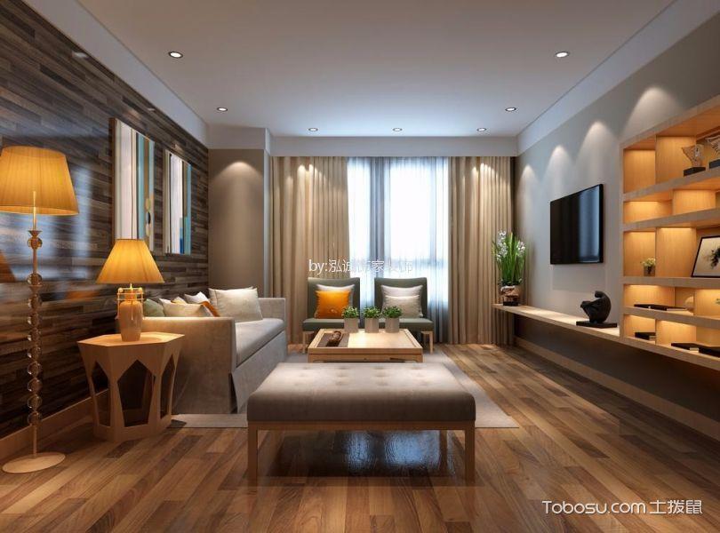 家装-简约的风格效果图