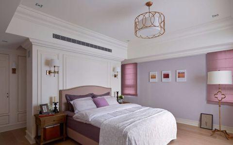 卧室照片墙现代简约风格装潢效果图
