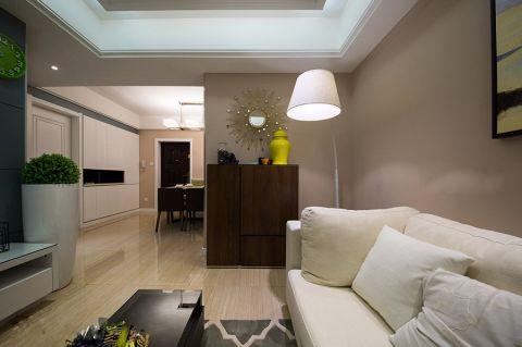 客厅走廊简约风格装修设计图片