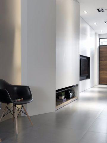 客厅门厅北欧风格装修设计图片