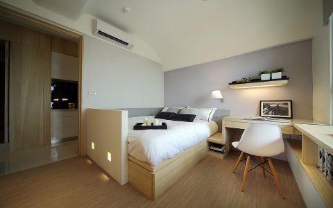 卧室书桌现代风格装饰效果图