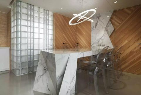 餐厅背景墙现代风格装饰图片