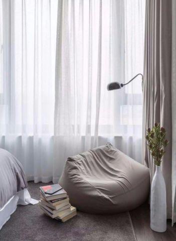 卧室简约风格装修设计图片