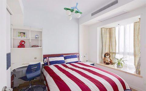 卧室飘窗简约风格装修设计图片